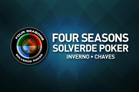 Calendário Four Seasons Solverde Poker Inverno no Hotel Casino Chaves