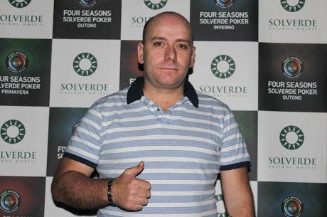 Paulo Duarte Lidera Dia 1A First Call 2017 no Casino Espinho