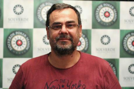David Roca Comandou Dia 1C do First Call 2017 Casino Espinho