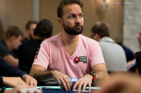Global Poker Index: Daniel Negreanu Falls to New Lows