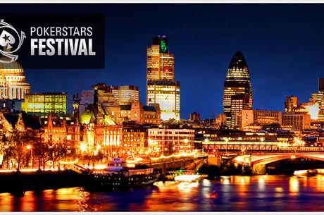 Prvi PokerStars Festival 22-29 Januara u Londonu