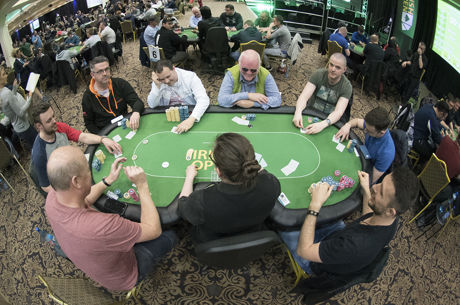 €500,000 Guaranteed Irish Open Main Event Begins March 27