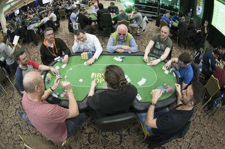 €500,000 Guaranteed Irish Open Main Event Begins March 27