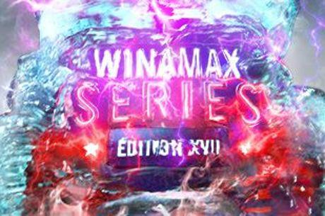 Winamax Series XVII : Le calendrier complet d'un festival aux 10 millions garantis