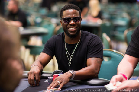 Kevin Hart Plays $100K Super High Roller at PokerStars Championship Bahamas: 'I don't need...