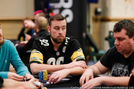 James Martyn Leads Day 1a of 2017 PokerStars Championship Bahamas Main Event