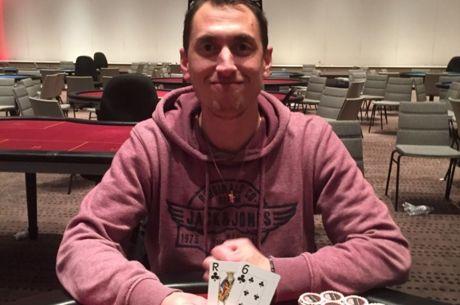 RPF Mandelieu 200€ : Vincent Casaccio remporte 26.778 € sur un field de 859 entrants !