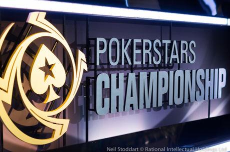 Pedro Cabeça e Jorge Lopez no Dia 2 do Main Event PokerStars Championship Bahamas