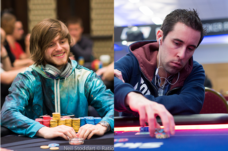 UK & Ireland GPI: Charlie Carrel and Dan Wilson Crowned 2016 POY