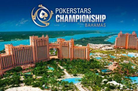 Tiesioginė transliacija iš Bahamų: PSBC pagrindinio turnyro antroji diena