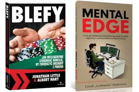 Specjalne ceny na pokerowe książki - nie przegap okazji!