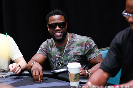 15 Questions with Kevin Hart