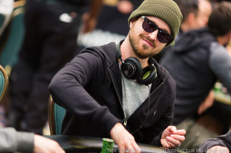 16 Questions with Aaron Paul