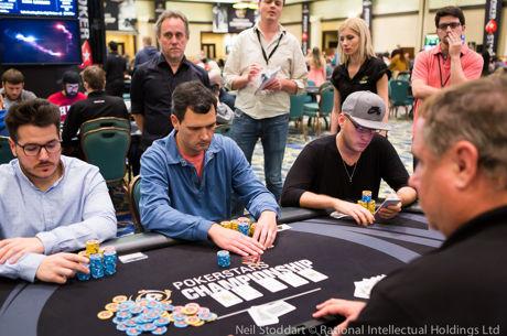 Pedro Cabeça Avança ao Dia 4 Main Event PokerStars Championship Bahamas