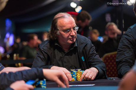 Padraig Parkinson Becomes partypoker's Face in Ireland