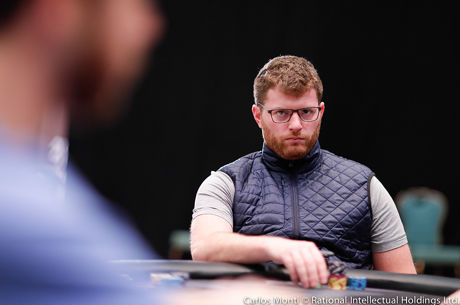 Nick Petrangelo Lidera Dia 1 $25,750 High Roller do PokerStars Championship Bahamas
