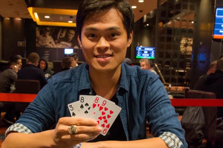 James Chen Ships the 2017 Aussie Millions Event #2: $2,500 H.O.R.S.E.