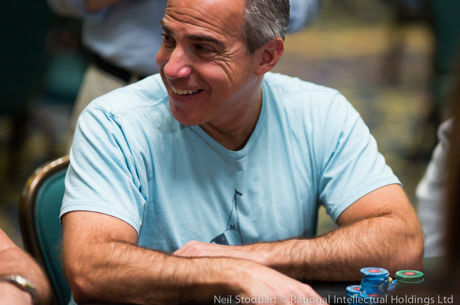 Gentili Lidera e Cliff Josephy na FT do PokerStars Championship Bahamas
