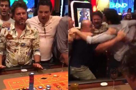 [VREDNO OGLEDA] Brazilec na ruleti 100.000$ spremenil v 3,5 milijon dolarjev!