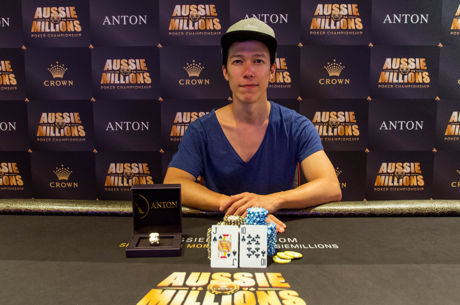 Thomas Muehloecker Crowned Aussie Millions Event #3 Champion