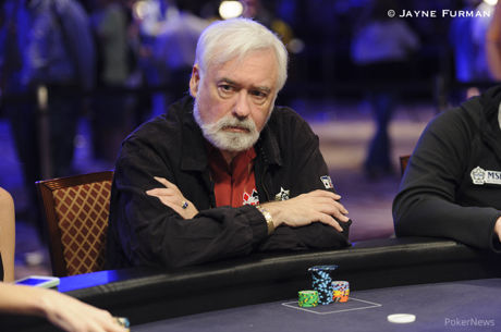 Tom McEvoy Vende il Braccialetto Del WSOP Main Event