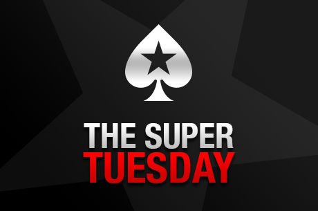 GSFTK Vence Super Tuesday €100 (€2,473) & Mais