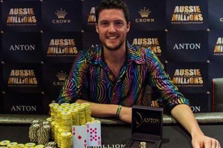 Aussie Millions : Le 6-Max pour le Belge Thomas Boivin (117.950$), place payée pour Sylvain...