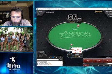 Dan Bilzerian u Live Prenosu na Twitch-u Izgubio Skoro 20.000$!