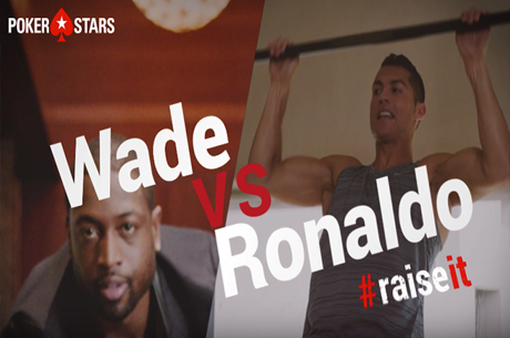 Dwyane Wade vs. Cristiano Ronaldo - O Desafio do Exercício
