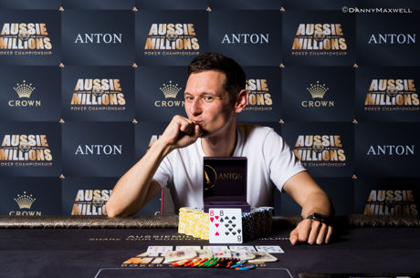 Bridges Roe Wins Aussie Million Event #8 for AUD$160,725