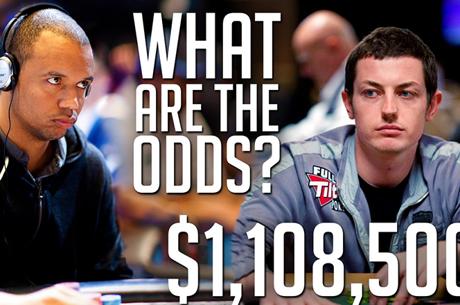 Tom Dwan vs Phil Ivey - Doug Polk Analisa Pote de $1,108,500