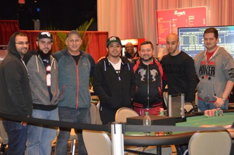 Seven Bank Over $150,000 in Record-Breaking Borgata Event