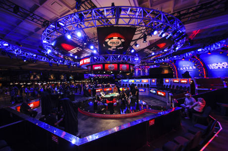 World Series of Poker Releases Full 2017 Schedule
