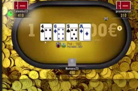 Expresso : Numero23 fait sauter la banque et encaisse 800.000€ sur Winamax