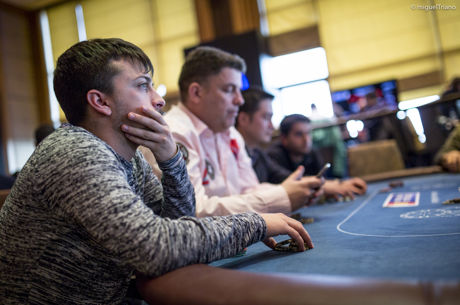 PokerStars Festival London: Online Qualifier Mihaita Croitoru Leads Main Event