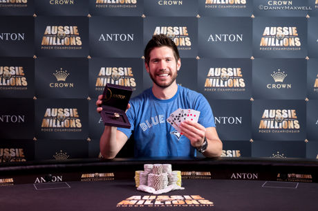 Mark Radoja Wins Aussie Millions Event #15: No Limit Hold'em/PLO