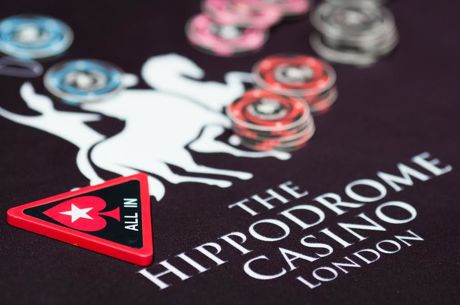 PokerStars Festival Londres: Branco (20º) e Cuco (31º) ITM & OUT  do High Roller