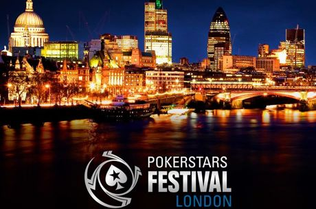 PokerStars Festival Londres: Júnior Braz Borges no Dia 2 do Main Event