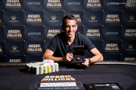Corentin Hillion Wins Aussie Millions Hi-Lo for AUD$23,800