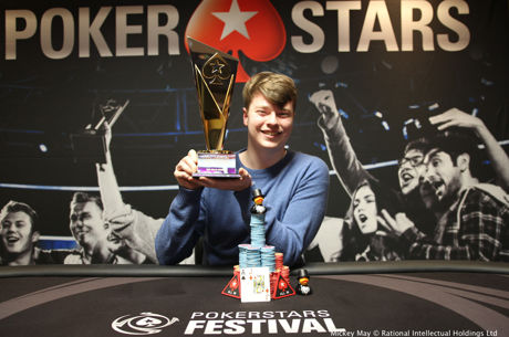Joe Johnson Wins 2017 PokerStars Festival London High Roller