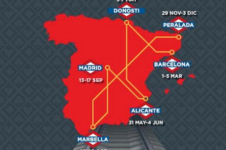 El Campeonato de España de Poker revela las novedades para 2017