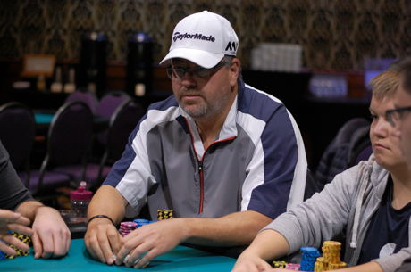Bob Shandera Leads Winter Super Stack Event #1 After Day 1a