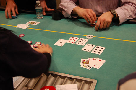 No-Limit Omaha-8 -- What Could Possibly Go Wrong?