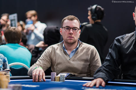 El PokerStars Festival Londres atrae a un gran field, James Mitchell líder