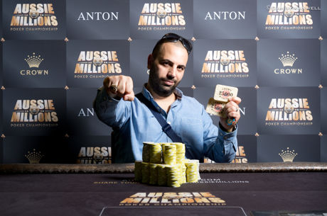 George Kanan wins Aussie Millions Tournament of Champions (AUD$51,000)