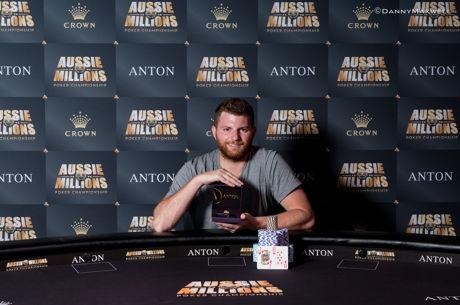 Nick Petrangelo Vence $100K Challenge Aussie Millions