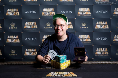 Aussie Millions : Sam Grafton termine par un succès sur un side, Pratyush Buddiga runner-up