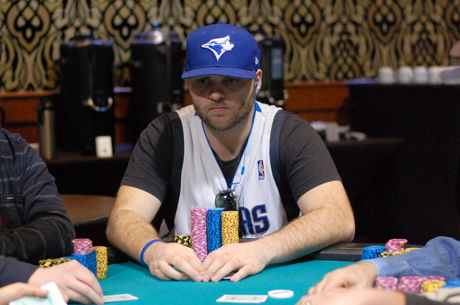 Mega Stack Day 1c Ends With Doug Mcginnis Leading Top-Heavy Field