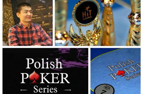 Rendoo Tsenguunjav wygrywa zimowy finał Polish Poker Series!
