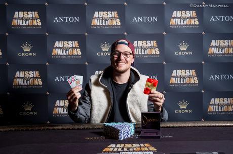 Espen Solaas Wins the Aussie Millions $5,000 Pot Limit Omaha